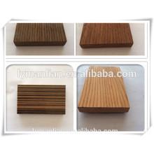 Engineered wood blocks ebony sapelie walnut red oak teak poplar wood lumber