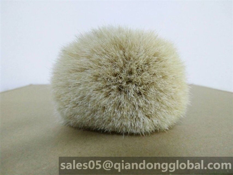 Wholesale White Horse Hair Brush Knot