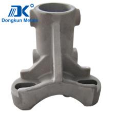 Piezas de fundición de gravedad de metal con tratamiento de superficie