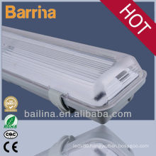 factory t5 t8 pc waterproof lamp fixture