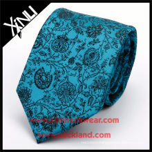 100% Handmade Perfect Knot Silk Jacquard Woven Floral Neck Tie Website Accept PayPal
