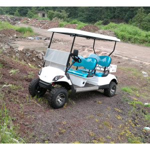 cheap gas powered yamaha golf carts new or used for sale