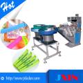 Máquina automática de impressão de almofadas para caixa de papel de plástico