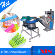 Máquina automática de impressão de almofada de cor dupla para produtos de tijolos