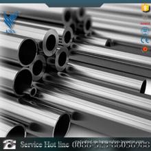 Serie 300 Acero Certificación ISO tubo fino de acero inoxidable de pequeño tamaño