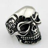 316L Stainless Steel Skull Jewelry