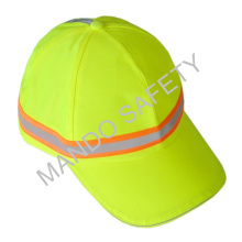 Polyester Taslon Helmet Cap with Reflective