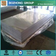 Plaque en alliage d'aluminium 5052 de haute qualité