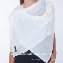 Écharpe en tricot de bambou pur 15STC6729