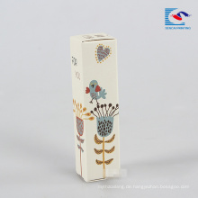 spezielle Druck Lippenstift Verpackung Geschenkbox für die Dame