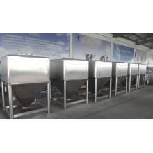 Grands réservoirs IBC en acier inoxydable pour stockage