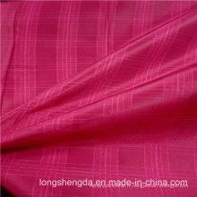 Veste d'alpinisme anti-statique résistant à l'eau et au vent Tissu en polyester 100% poli jacquard tissé (X041)