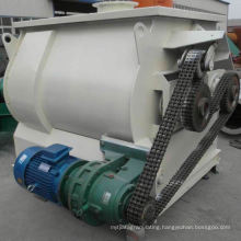WZ zero-gravity double-axle paddle type mixer, SS chemical blender, horizontal rotocone vacuum dryer