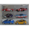 Clear Acrylic Toy Model Car Display Case