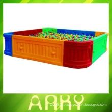 Kinder Plastikspielzeug - Plastikkugelgrube Qualitätswahl