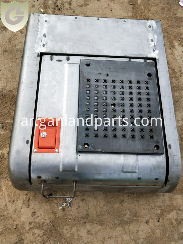 Toolbox For Daewoo Excavator