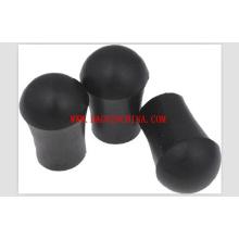 Pés de borracha de silicone resistentes ao calor de alta qualidade