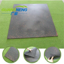 High Quality Colorful Wear-Resistant Gym Sports Rubber Floor Tile