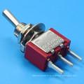 MTS-102-A2 6MM Unipolaire 3Pin ON-ON PCB Interrupteur à bascule standard