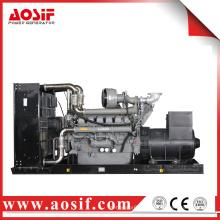Générateur 1480KW / 1850KVA 50hz avec moteur Perkins 4016-61TRG1 fabriqué au Royaume-Uni