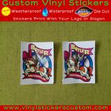 UV protect good quality vinyl custom make your own sticker