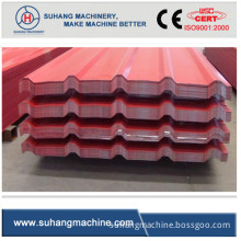 Trapezoidal Decking Roll Forming Machine
