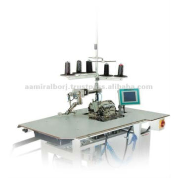 AMF Reece TS-1300 - Unités de sertissage latérales