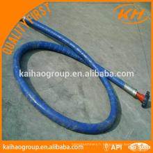 Tuyau de forage rotatif api 7k, flexible de forage avec prix d'usine
