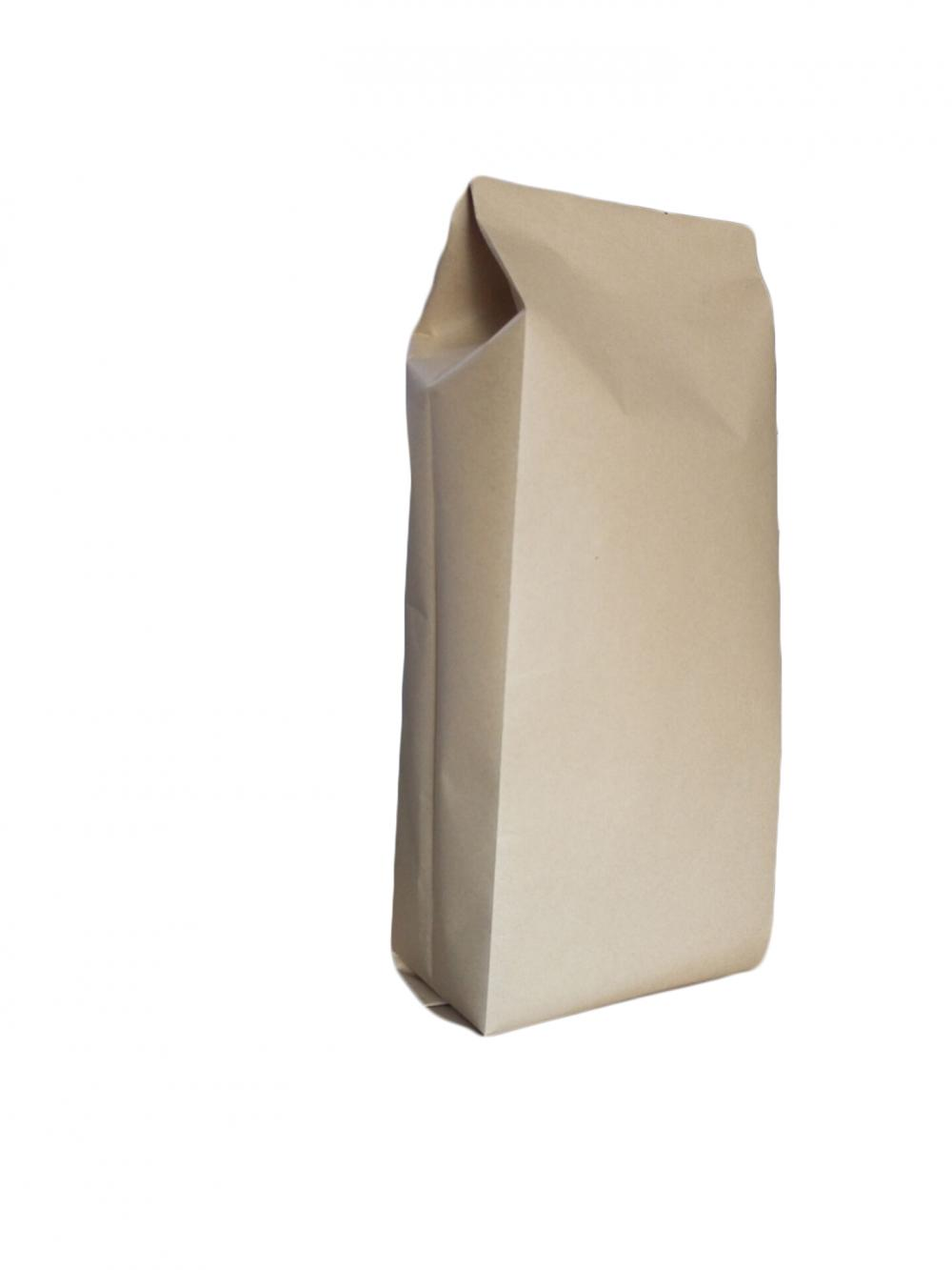 1000g Big kraft paper coffee packing organ pouch