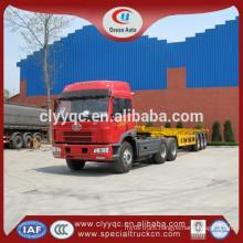 Hot sale container semi trailer tipper semi trailer truck