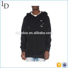 De haute qualité en détresse bon marché bon hoodies hoodies de style oversize