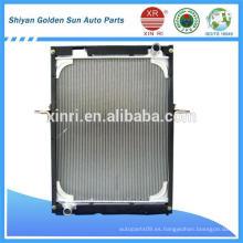 Radiador para camiones de aluminio WG9112531001 para Sinotruk Steyr