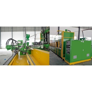 EK76B-8 Full-Automatic Vacuum Foaming Moulding Machine