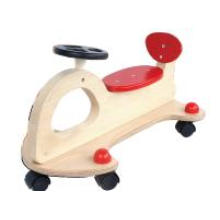 Wooden Walker Flugzeug / Pädagogische Holzspielzeug