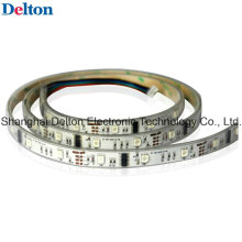 DC24V 10.5W Constant Current RGB Flexible LED Strip Light with CE Certificate