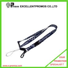 Cordon de polyester simple promotionnel Jacquard haut de gamme (EP-Y1028)