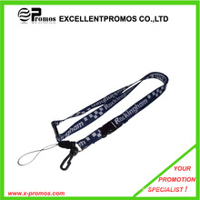 Promotional Simple Polyester Lanyard High-End Jacquard (EP-Y1028)