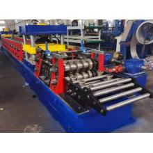 Придорожный W Crash Barrier Guardrail Machine