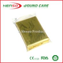 Manta de aluminio dorada HENSO