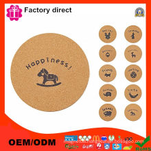 Coasters Set of 6 Cute Animal Design Home High Quality Good Drinks Cup Mat Pad