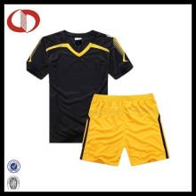 Venta al por mayor baratos de fútbol personalizado camisa de diseño de fútbol