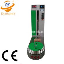 2019 Nuovo design Airport Stretch Film Wrapping Machine