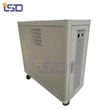 Mobile Steel Server Rack with High Efficient Cooling Fan and Wheel Mobile Steel Server Rack with High Efficient Cooling Fan and Wheel