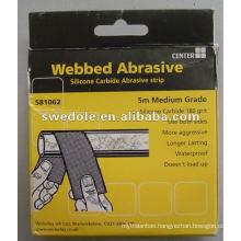 silicon carbide sanding mesh roll