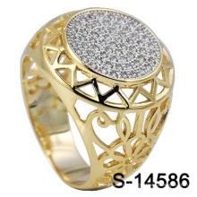 Anel da jóia da prata 925 esterlina com alta qualidade