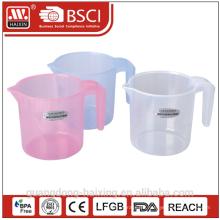 Nuevo plástico pp cup(1.5L) de medición