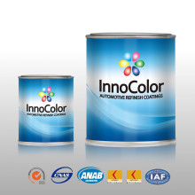 Polyurethane and Acrylic Color Paint for Car Repair