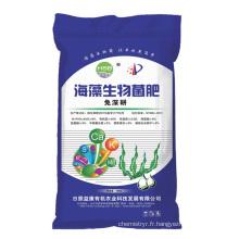 Gomme bio bio bio herbier à base d'algues bio
