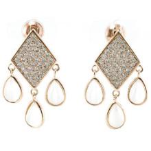 Новый дизайн для женской серьги 925 серебряных украшений (E6510)