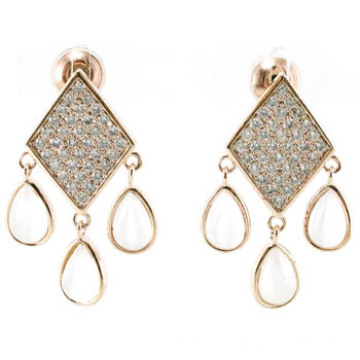 New Design for Woman′s Earring 925 Silver Jewelry (E6510)